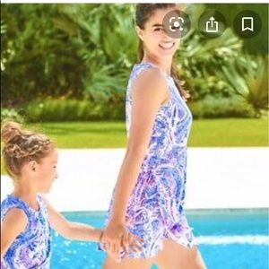 Lilly Pulitzer Donna romper in Maybe Gator 8
